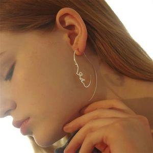 Jewelry - 🆕 Profile Statement Earrings